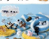 Let's Make Cute Cats by Seed Beads - Japanese Bead Book MM