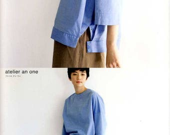 Useful and Cute Everday Clothes by Atelier An One  - Japanese Craft Book