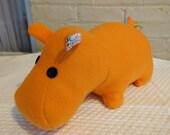 Orange Hippo
