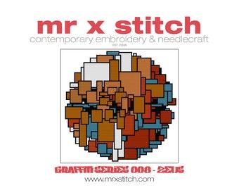 Graffiti Cross Stitch #008 - Zeds