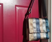 Custom Seatbelt Bag - Seat Belt Purse - Recycled Bag