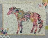 Confetti Collage pattern by Laura Heine