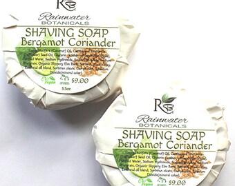 Shaving Soap with Kaolin Clay
