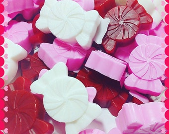 Valentine miniature. Gift for Her. Valentines Day. For Her. Candy Soaps. Best Friend Gift. Candy Crush. Gift Hostess. Sweet Treats. NEW