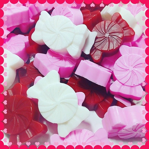Mini Candy Soaps. Candy Crush Soaps. Best Friend Gift. Candy Crush. Gift Hostess. Sweet Treats. SALE