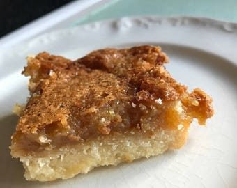 Butter Tart Bars with free shipping