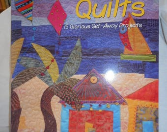 Shoreline Quilts book -- clearance