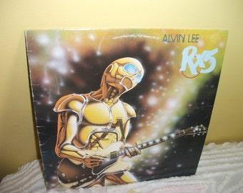 Alvin Lee RX5 Vinyl Record Album NEAR MINT condition