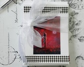 Greeting Cards - Set of 12 - ONLY 2 SETS left - Birthstone Fairy - Handmade - Fantasy Fairytale Art - Birthday Cards