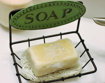 Soap Saver // SoapLift, soap dish insert for natural soap, keeps soap high and dry