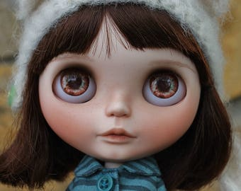 Custom Blythe Dolls For Sale by OOAK custom Takara Blythe doll