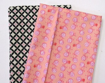 Free Spirit RP698 Cotton Quilting Fabric Remnant Pack