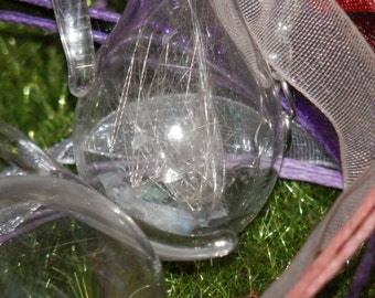FLOWER POWER Fairy CUSTOM Necklace Made for You, Magic, Jewelry, Pagan