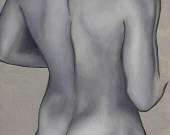 Male Figure Study (2716)