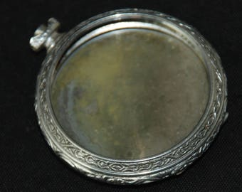 Beautiful Vintage Antique Steampunk Pocket Watch Body Case X 54