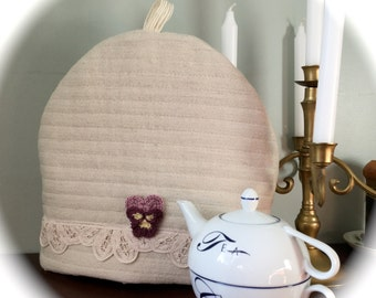 Tea Cozy, Quilted Cosy to fit Tea Pot