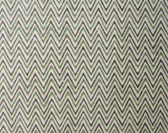 Italy Paper Green And Black Zig Zag Italian Paper Design ~ Tassotti  IPT