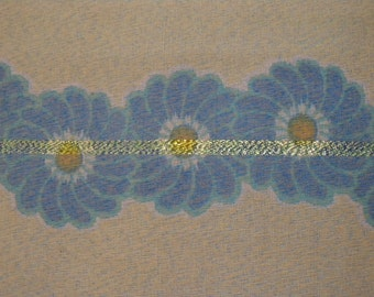 Vintage fabric S376A,