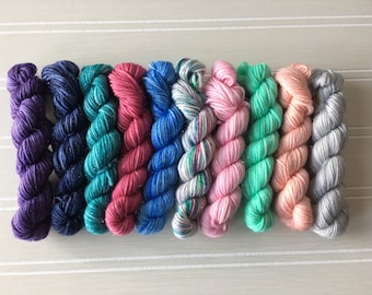 Family Jewels Mini Skein Kit