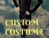 Custom costume only  for Mary