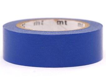 193823 mt Washi Masking Tape deco tape navy blue