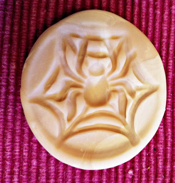 spider and web clay mold push mold animal pendant 35mm halloween molds jewelry findings supplies