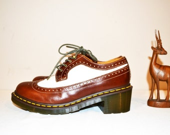 Vintage Dr. Martens Chunky Shoes