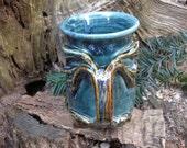 Tree  mug for the nature lover, 16 oz. capacity,  tea mug , coffee mug, handmade mug, favorite mug
