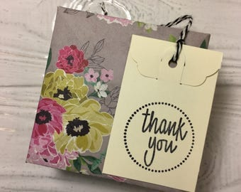 Gift tags // Thank You