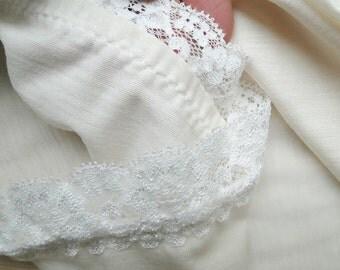 Merino wool long underwear, wool leggings