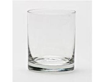 13 Ounce Old Fashion Rocks Glass