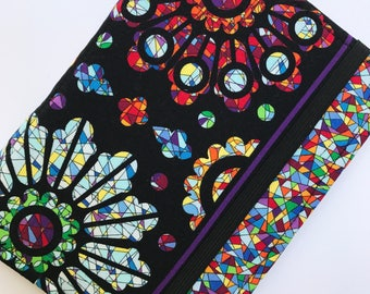 Kindle Fire Cover, Nook Glowlight Plus Cover, Kindle Paperwhite Cover, all sizes,   Stained Glass Tablet hardcover Cover