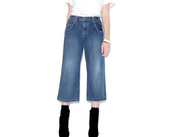 vintage LEE jeans xs small medium / high waisted jeans boyfriend jeans mom jeans ripped jeans distressed jeans cropped jeans wide leg jeans