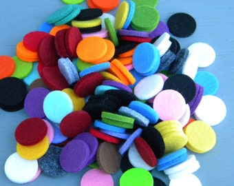 Additional Felt Pads for 30mm Diffuser Lockets Set of 4