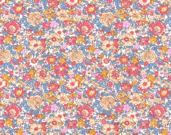 Liberty Fabric Amelie D Tana Lawn One Yard