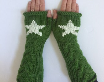 FINGERLESS - Bella's Mittens STAR