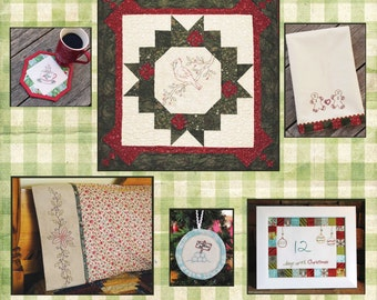 Christmas Cheer Pattern Booklet Download