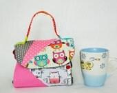 Sac pour la tasse de thé ou de café, sac de transport pour la tasse de thé, café