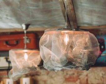 wire mesh pendant light pendant light fixture hanging light chandelier pendant lamp