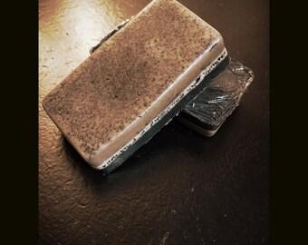 Peppermint Fudge & Charcoal