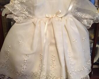 Baby dress  new born or doll dress
