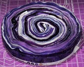 Purple Violet Selvedges
