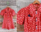 """1940s romper 