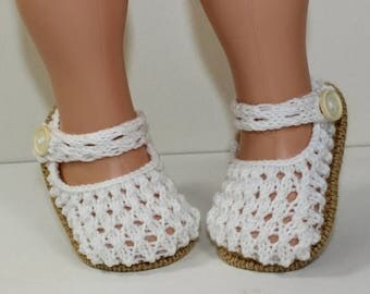 50% OFF SALE Instant Digital File pdf download knitting pattern Toddler Simple Lacey Sandals knitting pattern