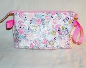 Pink Millefiori Tall Mia Bag