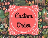 Custom Order for Oliviastella