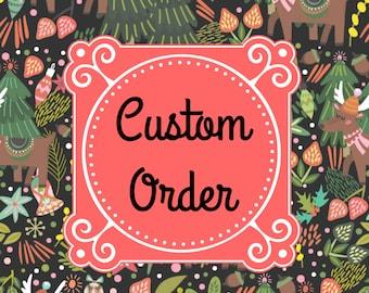 Custom Order for Tala