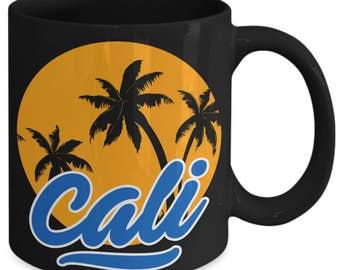 California Cali USA State Coffee Mug