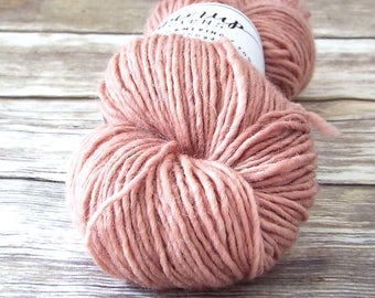 DK Yarn, Hand Dyed Alpaca/Merino/Silk Yarn, Hand Dyed Merino Yarn, Knitting Yarn, Handpainted, Double Knit Weight, Plie