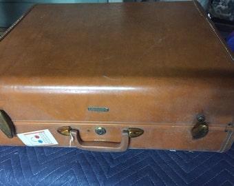 Samsonite Brown Suitcase